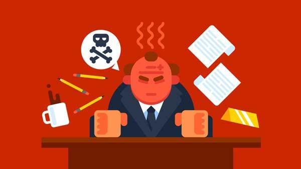 کتاب در مورد کنترل خشم