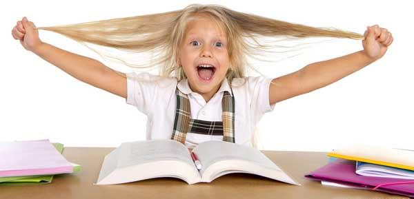 از بین رفتن ترس کودکان و افزایش اعتماد بنفس