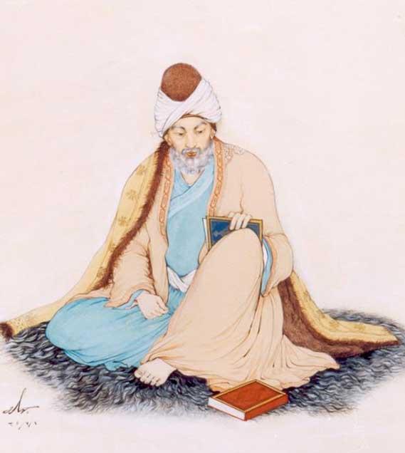 گنج حضور، تفسیر قصه های مولانا
