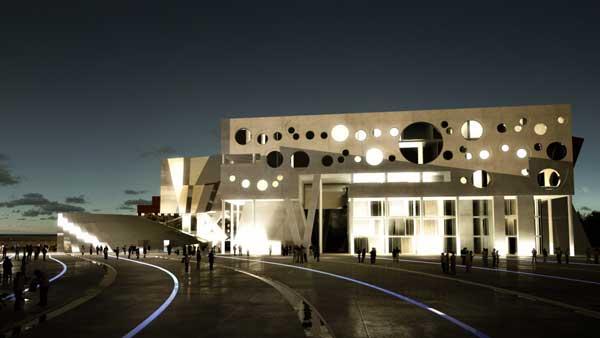 تعامل موسیقی و معماری