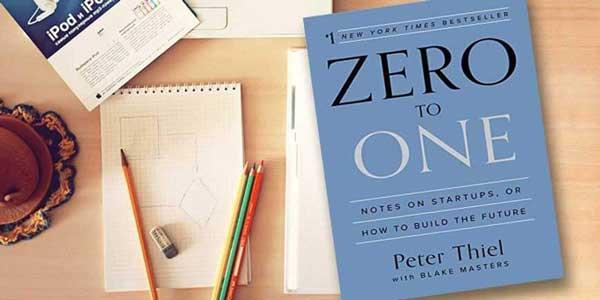 کتاب صفر تا یک