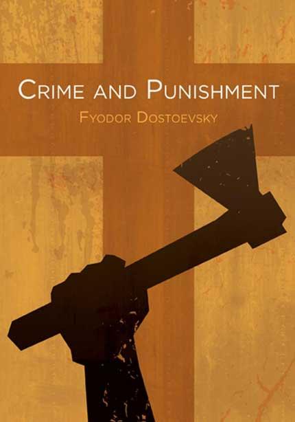 کتاب جنایت و مکافات اثر فئودور داستایوسکی