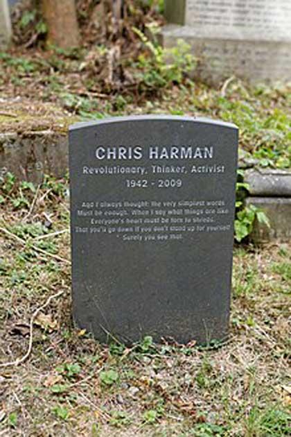 کریس هارمن