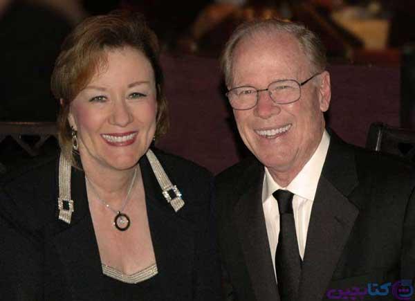 استر هیکس و همسرش