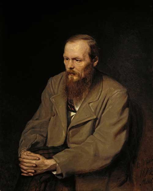 فئودور داستایوسکی خالق اثر قمارباز
