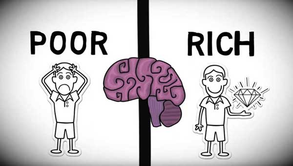 secrets of the rich mind