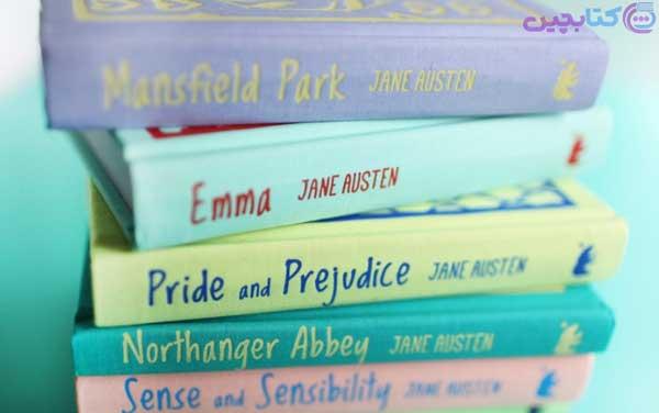 رمانهای جین استین
