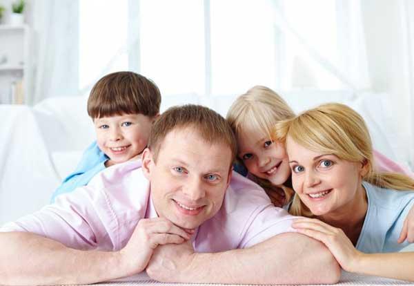 خانواده خوشبخت