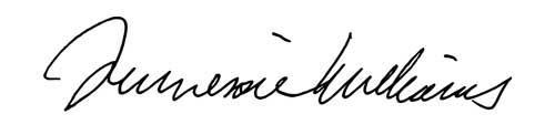 امضای تنسی ویلیامز