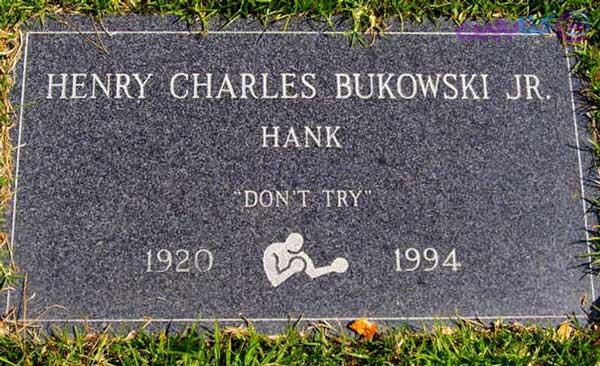 سال های پایانی عمر بوکوفسکی