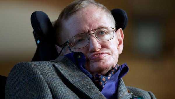 استیون هاوکینگ (Stephen William Hawking)