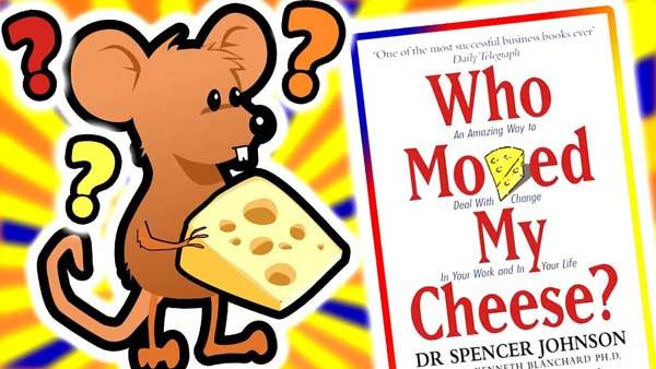 چه کسی پنیر مرا جا به جا کرد؟