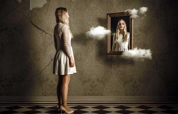 معجزه کار با آینه