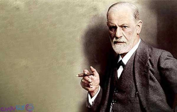 زیگموند شلومو فروید Siegmund Schlomo Freud