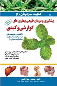 نسخه دیجیتالی کتاب پیشگیری و درمان طبیعی بیماری های  گوارشی وکبدی