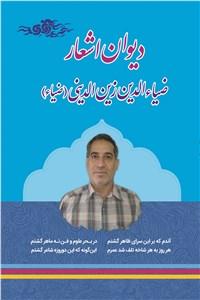 دیوان اشعار - ضیاالدین زین الدینی