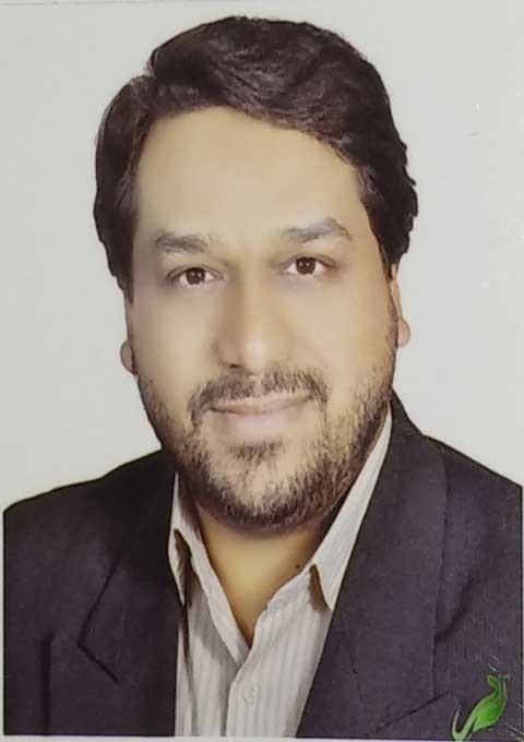 عظیم محمودزاده شیرازی