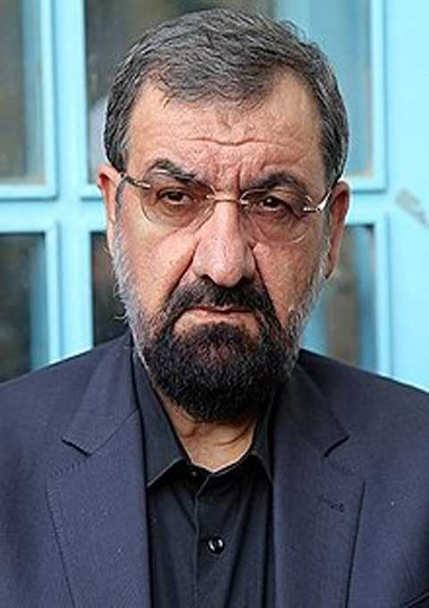 محسن رضایی