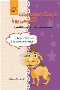 نسخه دیجیتالی کتاب فرهنگ اصطلاحات انگلیسی پویا
