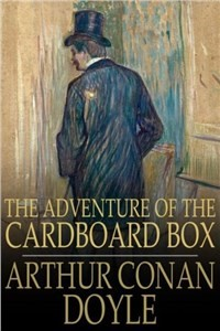 نسخه دیجیتالی کتاب The Adventure of the Cardboard Box