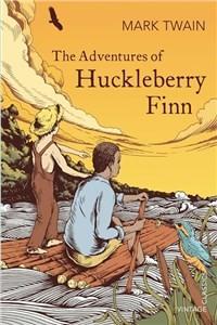نسخه دیجیتالی کتاب Adventures of Huckleberry Finn
