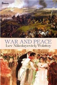 نسخه دیجیتالی کتاب War and Peace