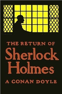 نسخه دیجیتالی کتاب The Return of Sherlock Holmes