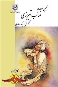 نسخه دیجیتالی کتاب گلچین غزلیات صائب تبریزی نگرشی بر سبک هندی
