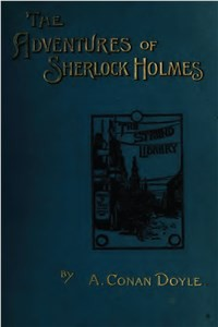 نسخه دیجیتالی کتاب The Adventures of Sherlock Holmes