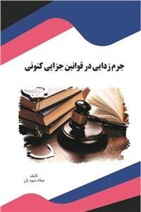 نسخه دیجیتالی کتاب جرم زدایی در قوانین جزایی کنونی