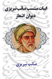 نسخه دیجیتالی کتاب ابیات منتسب صائب تبریزی - دیوان اشعار
