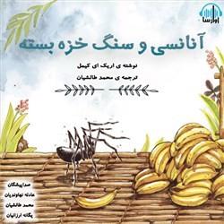 نسخه دیجیتالی کتاب صوتی آنانسی و سنگ خزه بسته
