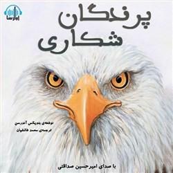 نسخه دیجیتالی کتاب صوتی پرندگان شکاری